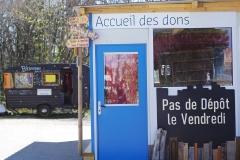 ACCUEIL DES DONS